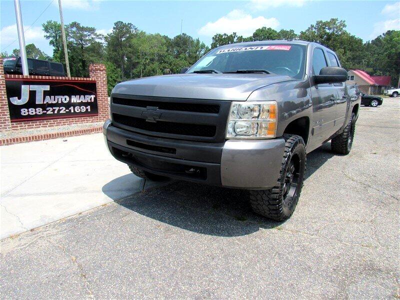 """2009 Chevrolet Silverado 1500 4WD Crew Cab 143.5"""" LT"""
