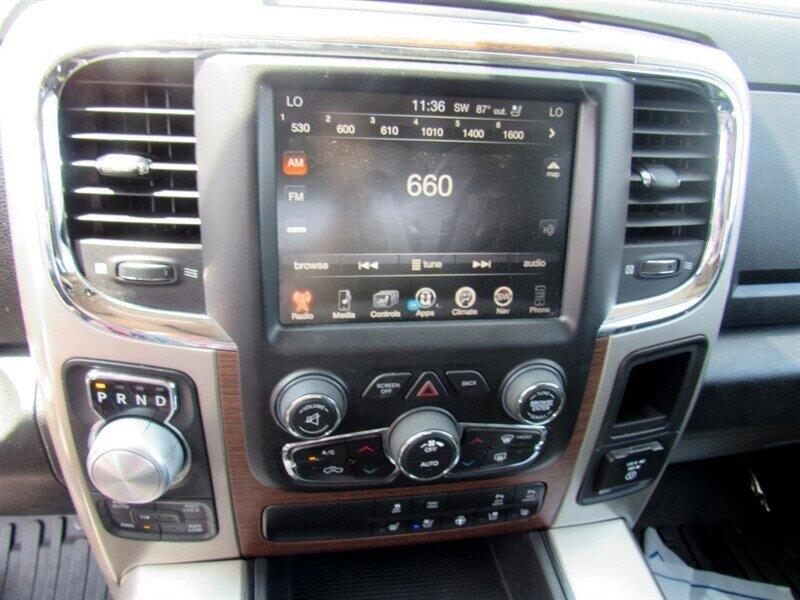 2015 RAM 1500 4WD Quad Cab 140.5