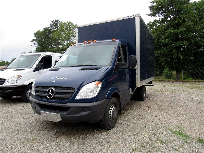 "2012 Mercedes-Benz Sprinter Chassis-Cabs 2WD Reg Cab 144"" WB"