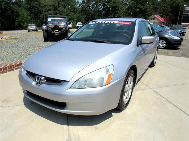 2004 Honda Accord Sdn EX Auto w/Side Curtain Airbags