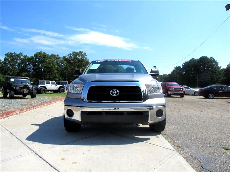 2008 Toyota Tundra 2WD Truck Reg 4.0L V6 5-Spd AT  (Natl)
