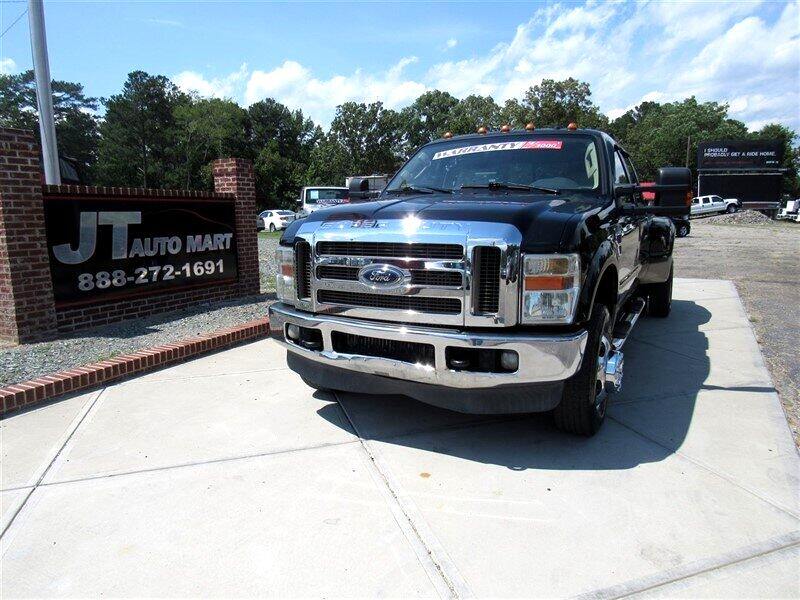 "2008 Ford Super Duty F-350 DRW 4WD Crew Cab 156"" XL"