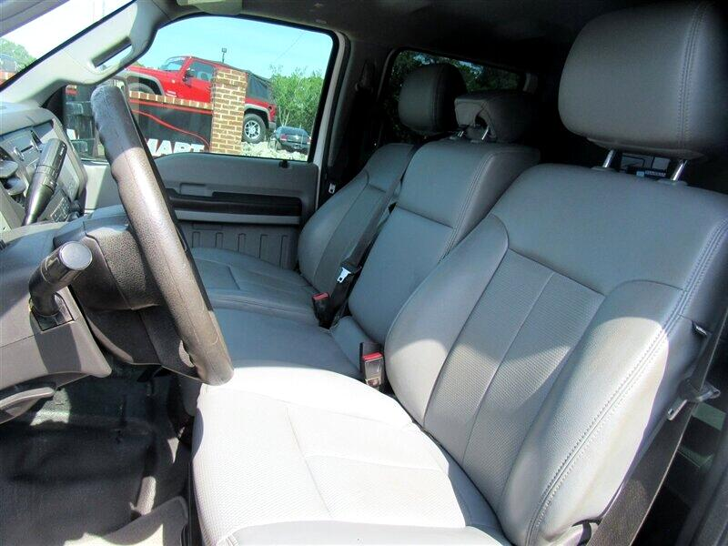 2014 Ford Super Duty F-250 SRW 2WD Crew Cab 156