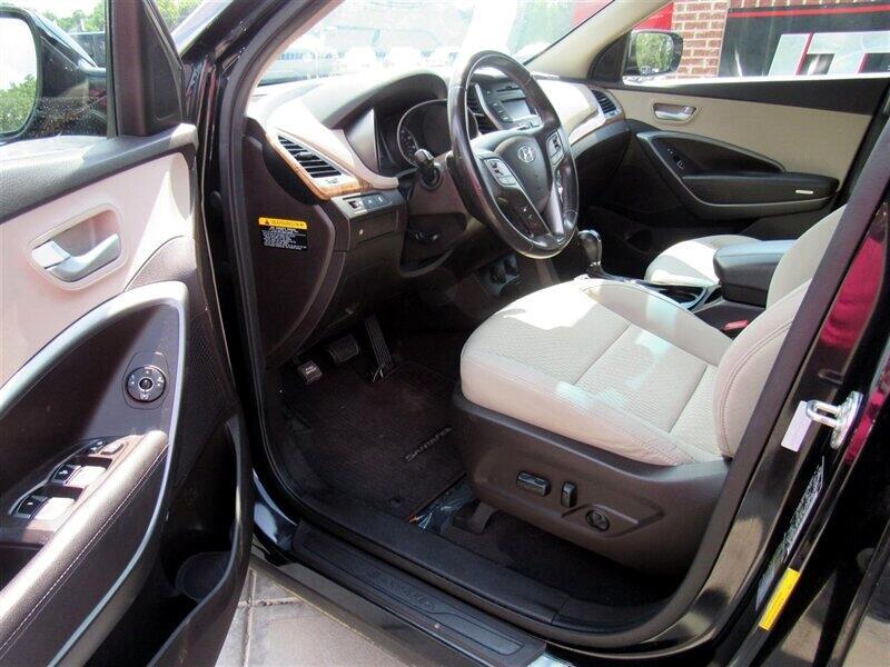 2013 Hyundai Santa Fe FWD 4dr Sport