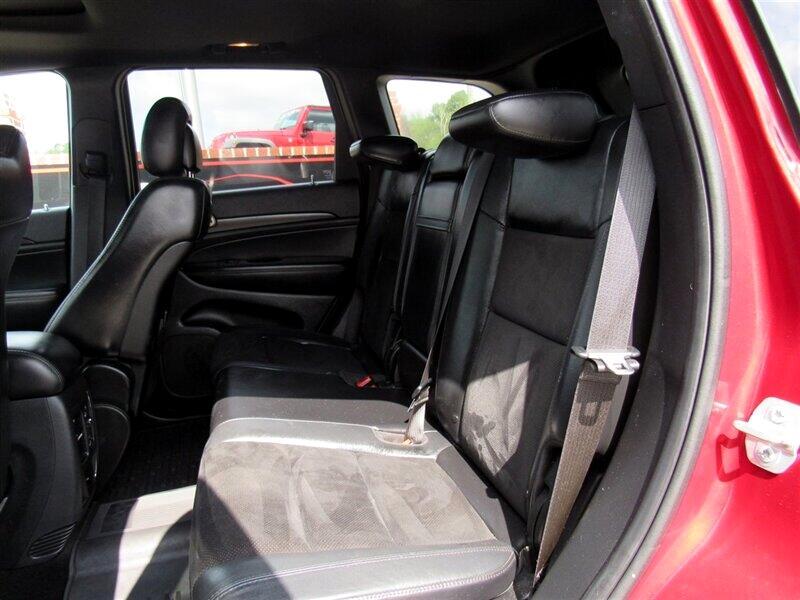 2015 Jeep Grand Cherokee 4WD 4dr Altitude