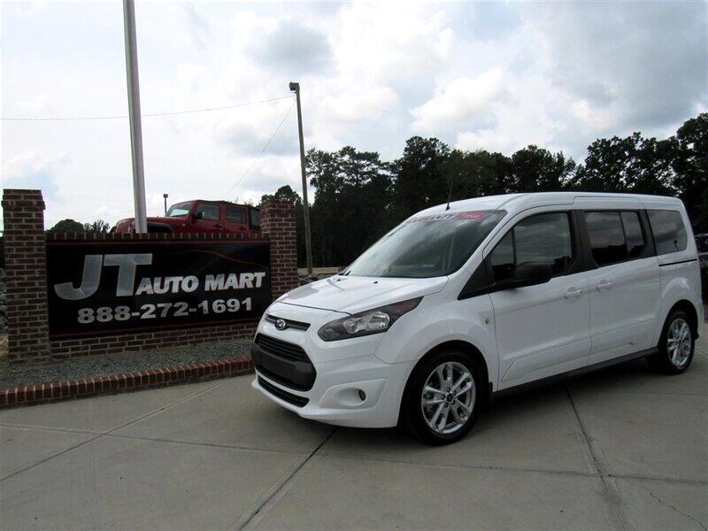 2014 Ford Transit Connect Wagon 4dr Wgn LWB XLT w/Rear Liftgate