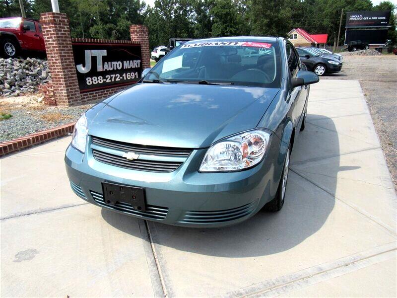 2009 Chevrolet Cobalt 2dr Cpe LT w/1LT
