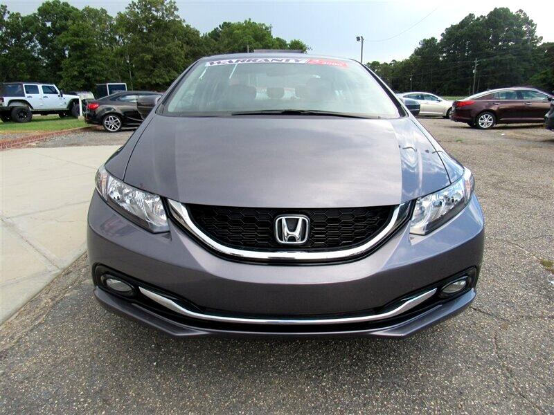 2014 Honda Civic Sedan 4dr CVT EX-L