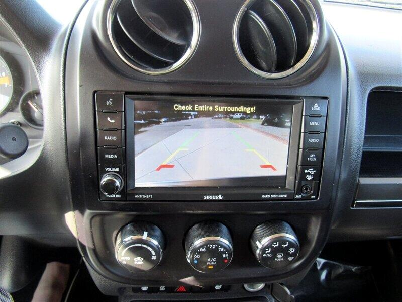 2016 Jeep Patriot 4WD 4dr High Altitude Edition