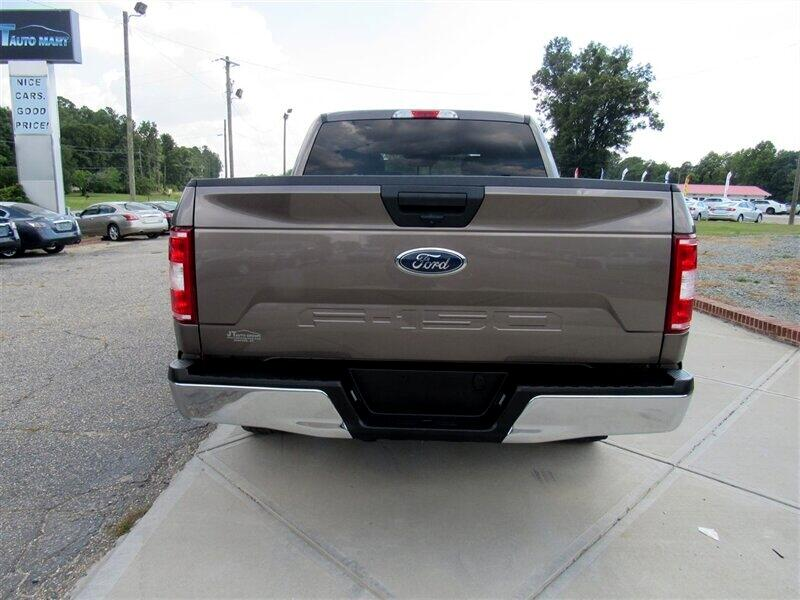 2018 Ford F-150 2WD Supercab 133