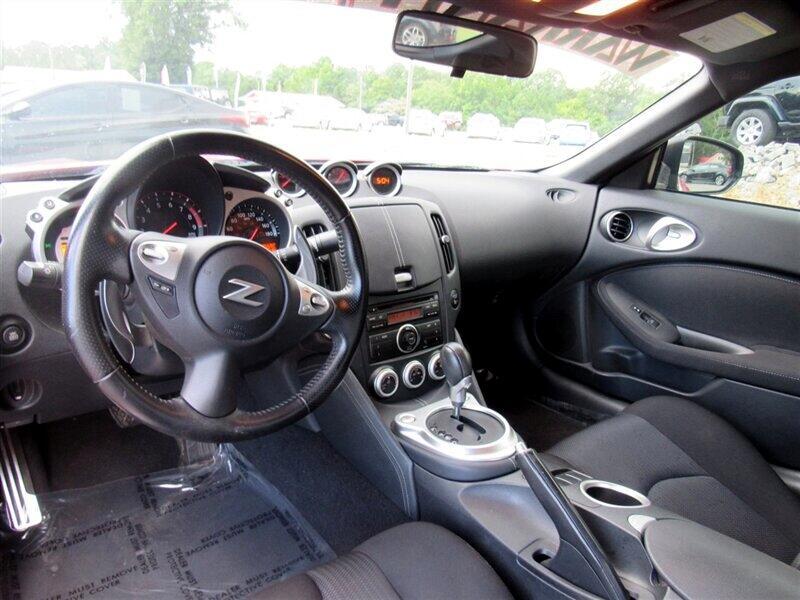 2010 Nissan 370Z 2dr Cpe Auto