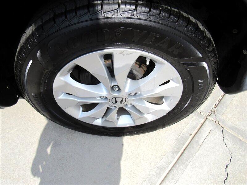 2012 Honda CR-V AWD 5dr EX-L