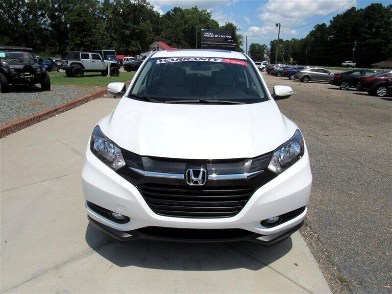 2018 Honda HR-V EX 2WD CVT