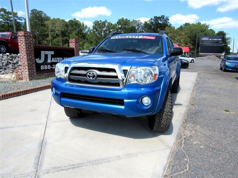 2009 Toyota Tacoma 4WD Double V6 MT (Natl)