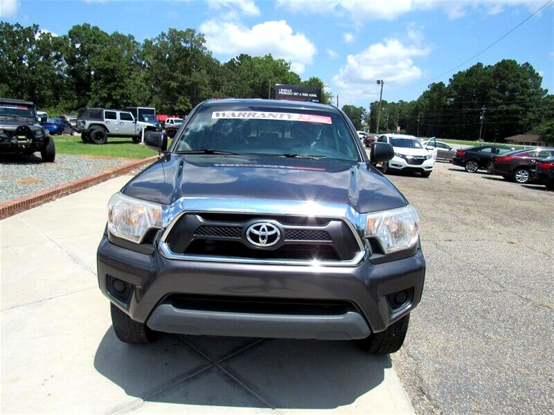 2013 Toyota Tacoma 2WD Double Cab I4 AT PreRunner (Natl)