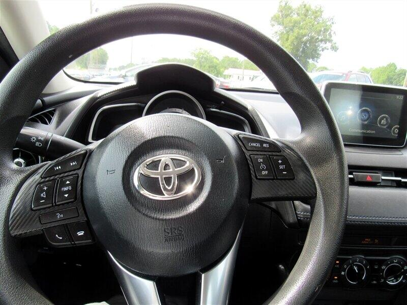 2017 Toyota Yaris iA Manual (Natl)