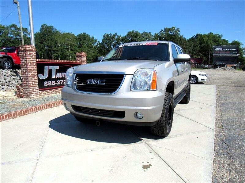 2008 GMC Yukon XL 4WD 4dr 1500 SLT w/4SB