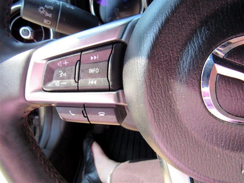 2016 Mazda MX-5 Miata 2dr Conv Auto Grand Touring