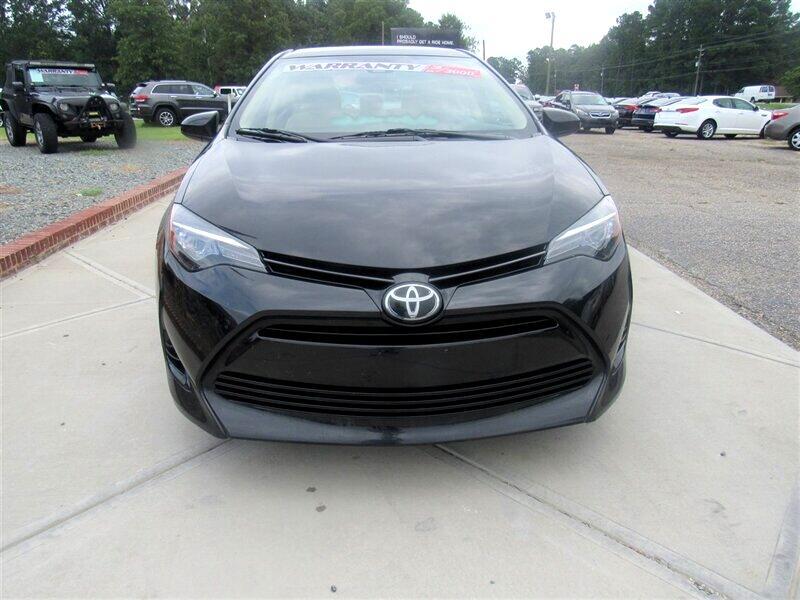 2017 Toyota Corolla L CVT (Natl)