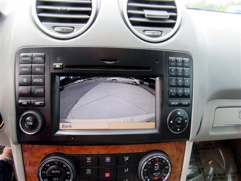 2009 Mercedes-Benz M-Class 4MATIC 4dr 3.0L BlueTEC