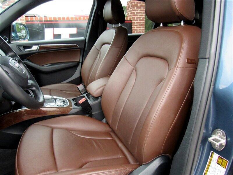 2016 Audi Q5 quattro 4dr 2.0T Premium Plus