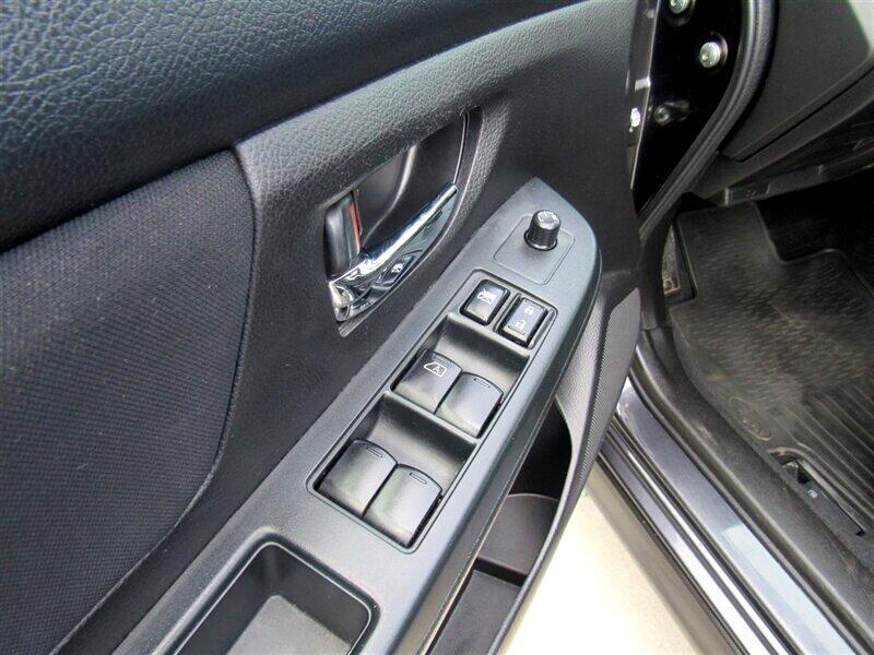 2014 Subaru XV Crosstrek 5dr Auto 2.0i Premium