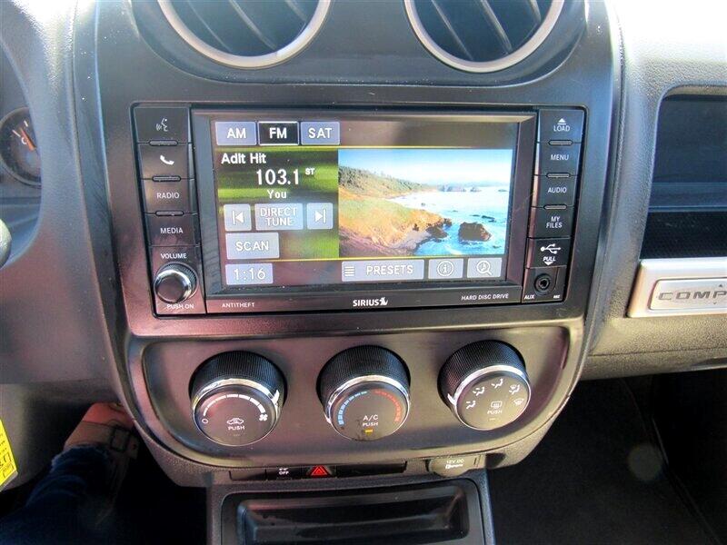 2017 Jeep Compass 75th Anniversary Edition FWD *Ltd Avail*
