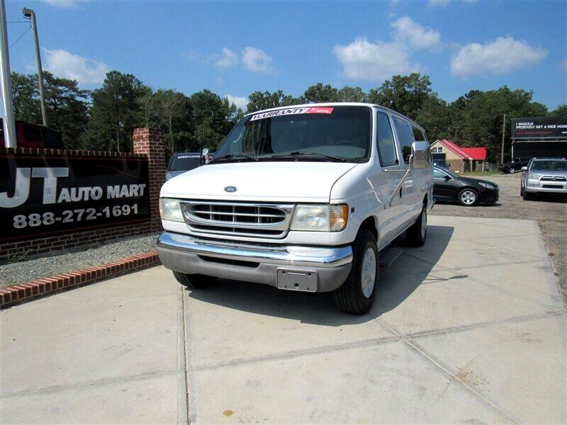 2002 Ford Econoline Wagon E-350 Super Ext XL