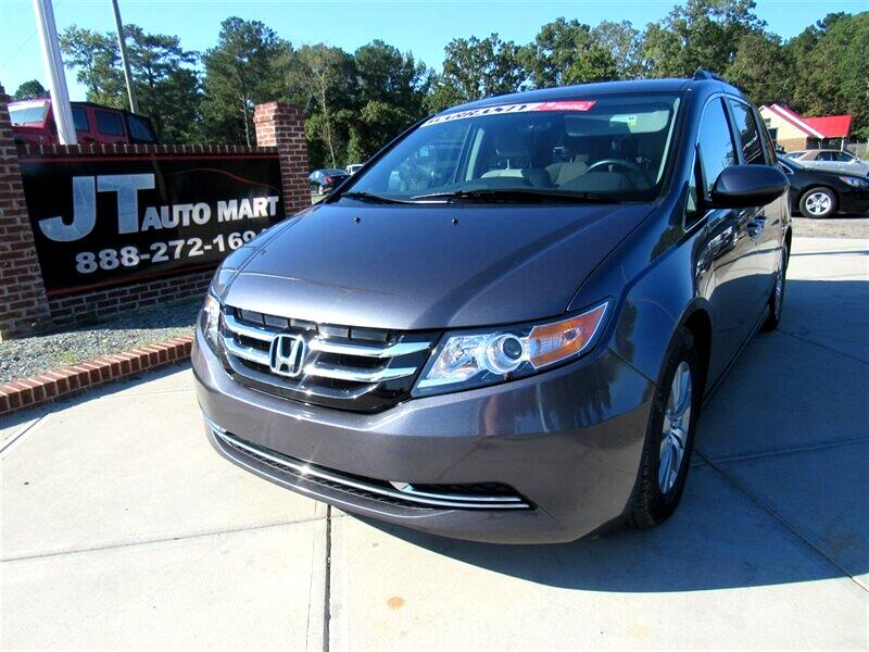 2016 Honda Odyssey 5dr SE