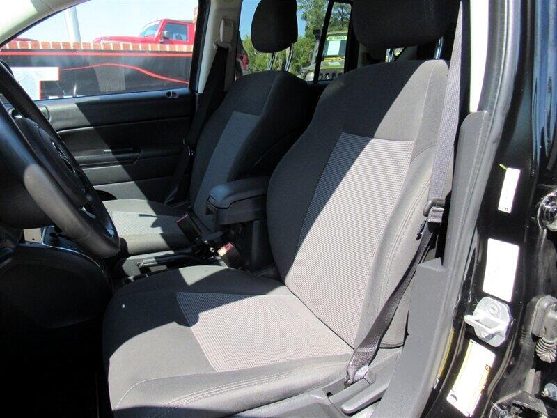 2013 Jeep Compass FWD 4dr Latitude