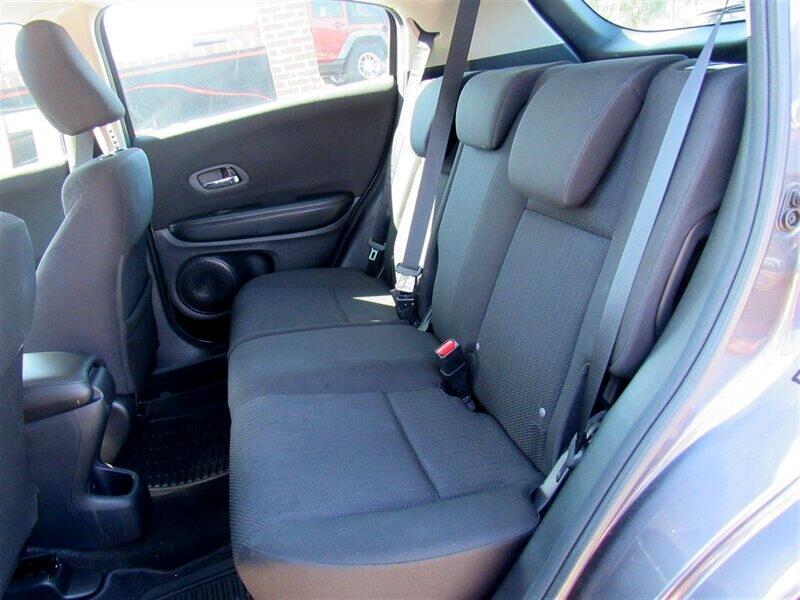 2017 Honda HR-V LX 2WD CVT