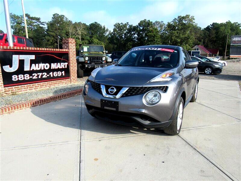 2015 Nissan Juke 5dr Wgn CVT S AWD