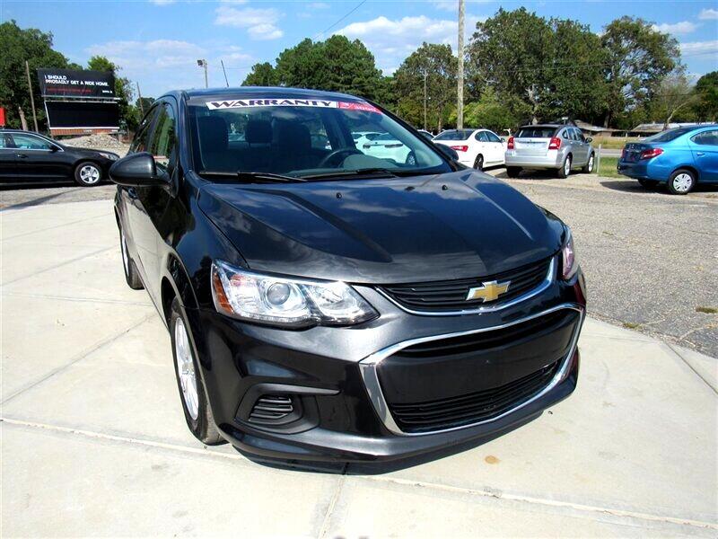 2018 Chevrolet Sonic 4dr Sdn Auto LT