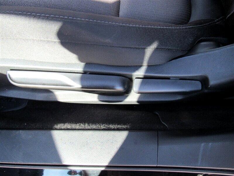 2019 Honda Accord Sedan LX 1.5T CVT