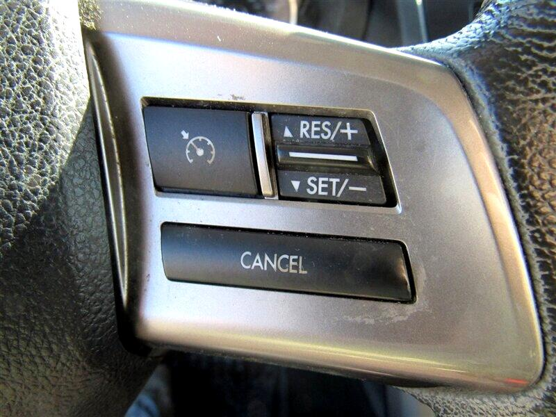 2015 Subaru Forester 4dr CVT 2.5i Limited PZEV