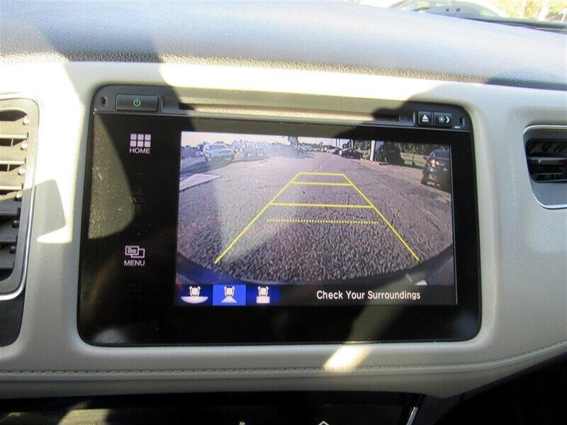 2016 Honda HR-V 2WD 4dr CVT EX-L w/Navi