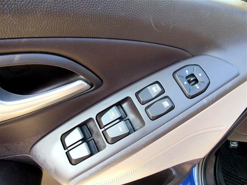 2013 Hyundai Tucson FWD 4dr Auto GLS