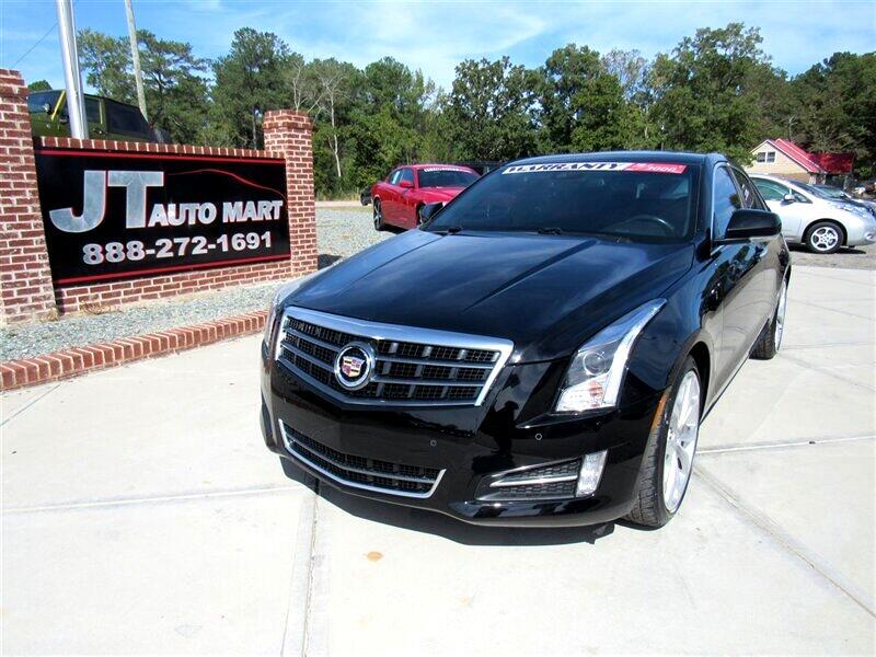 2014 Cadillac ATS 4dr Sdn 2.0L Performance RWD