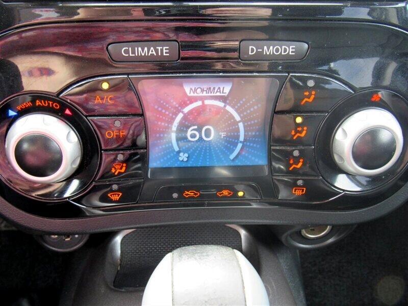 2014 Nissan Juke 5dr Wgn CVT SL FWD