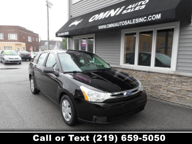 2011 Ford Focus S Sedan