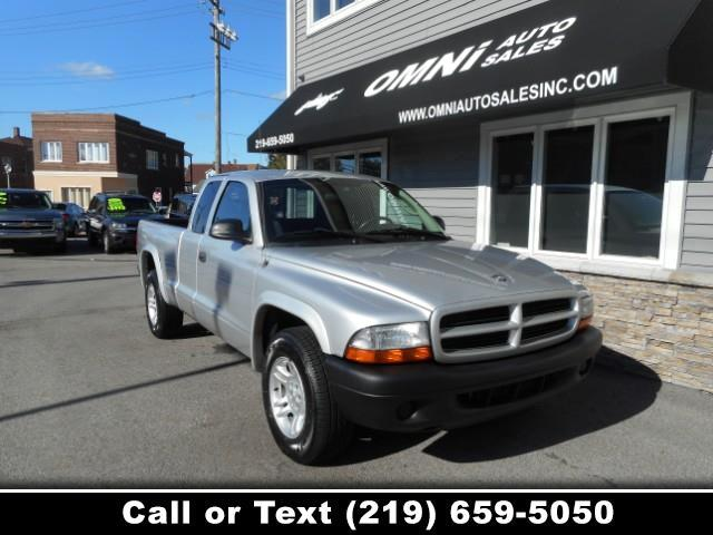 2003 Dodge Dakota Club Cab 2WD