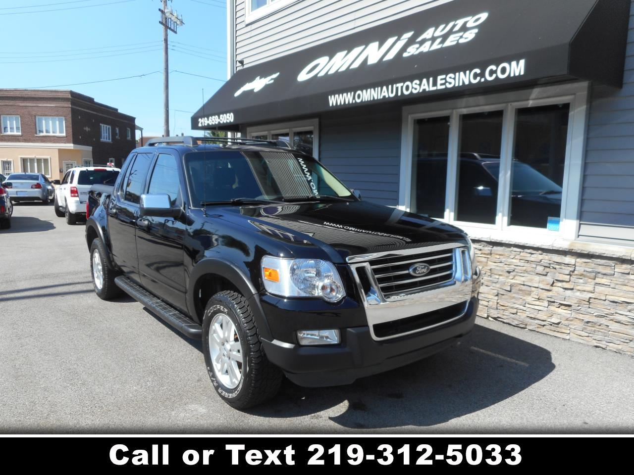 Ford Explorer Sport Trac 4WD 4dr XLT 2010