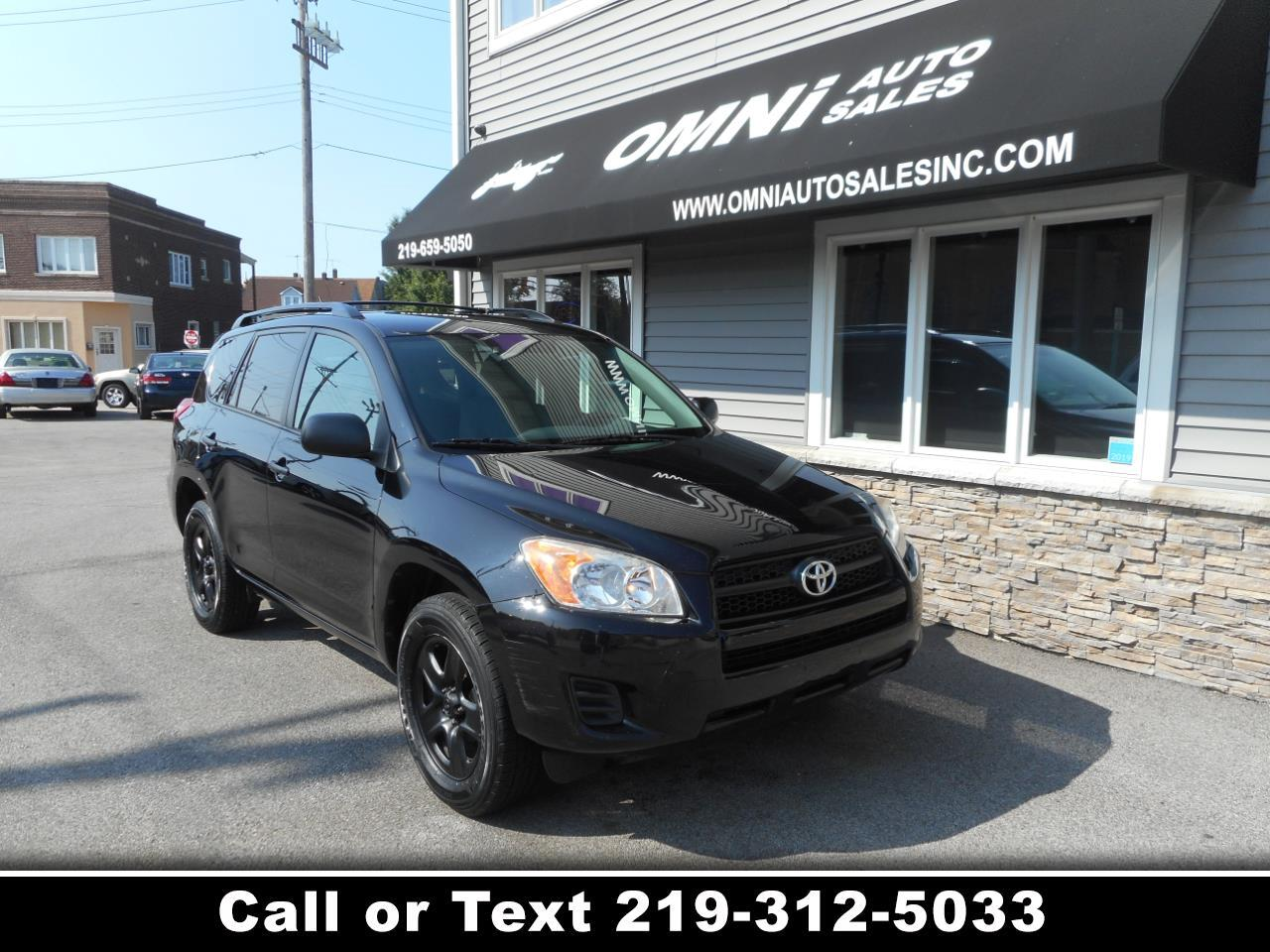 2010 Toyota RAV4 FWD 4dr 4-cyl 4-Spd AT (Natl)