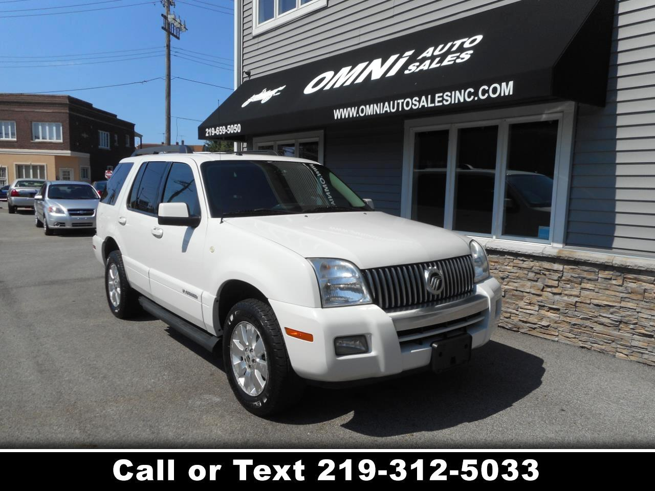 2008 Mercury Mountaineer AWD 4dr V6
