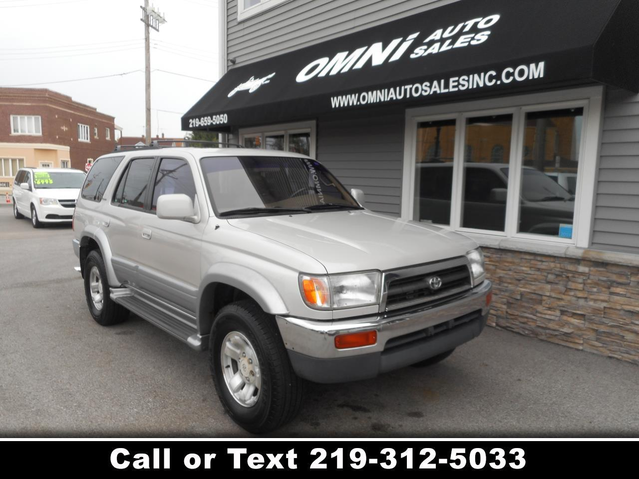 1996 Toyota 4Runner 4dr Auto 4WD Limited 3.4L