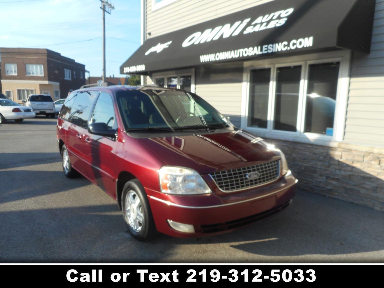 2006 Ford Freestar Wagon 4dr SEL