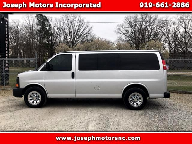 2014 Chevrolet Express 1500 AWD