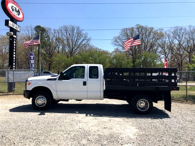 2011 Ford F-350 SD XL SuperCab 4WD DRW