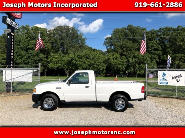 2010 Ford Ranger Regular Cab 2WD