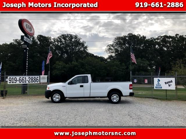 2008 Ford F-150 XL Reg. Cab Long Bed 2WD